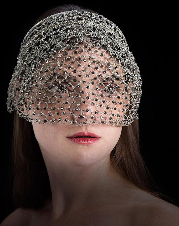 tichel bride crochet